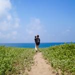 幻のビーチ,三里浜,三国