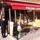 高岳のTRUNK COFFEE(トランクコーヒー)に行ってきた。