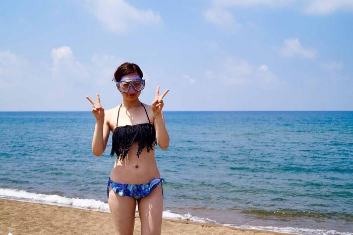 福井,ビーチ,海水浴場